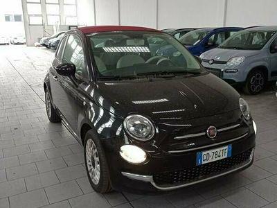usata Fiat 500C 1.0 Hybrid Lounge
