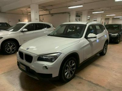 usata BMW X1 xDrive18d Sport Line auto