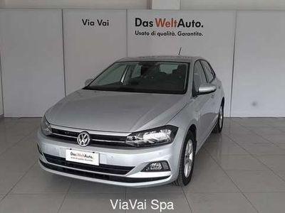 usata VW Polo 1.6 TDI SCR 5p. Comfortline BlueMotion Technology