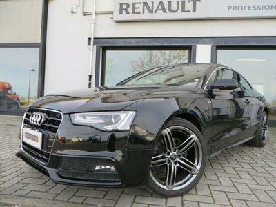 usata Audi A5 Coupè 2.0 TDI 177 CV **S-LINE/FULL OPTIONAL**