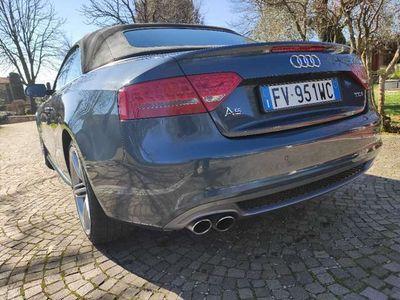 usata Audi A5 Cabriolet 2.0 TDI F.AP. Ambition