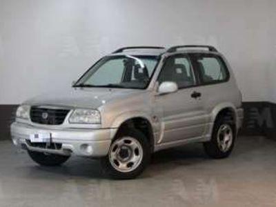 usata Suzuki Grand Vitara 1.6i 16V cat 3 porte Benzina/GPL