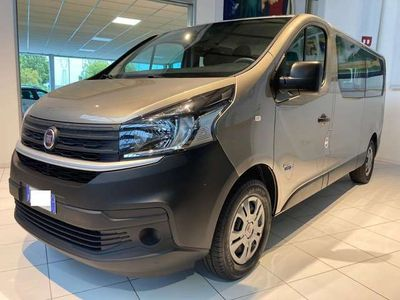 usata Fiat Talento 1.6 TwinTurbo MJT 125CV PL-TN 9 POSTI AUTOVETTURA