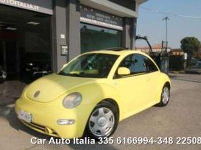 usata VW Beetle New1.9 TDI Uniproprietario Pelle TETTO Clima Radio