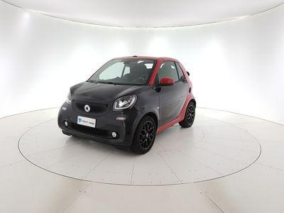 usata Smart ForTwo Cabrio FORTWO 0.9 t. Passion 90cv twinamic