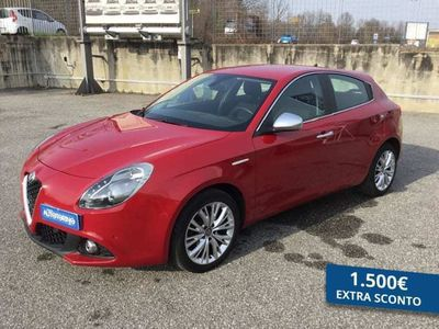 usata Alfa Romeo Giulietta GIULIETTA1.6 jtdm Super 120cv tct