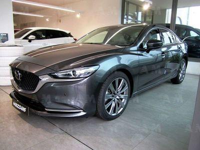 usata Mazda 6 Station Wagon 2.2L Skyactiv-D 184 CV A/T AWD Wagon Exclusive nuova a Bari