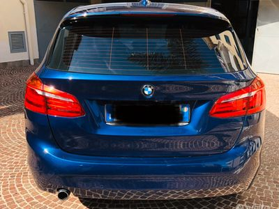 usata BMW 218 d 150cv Automatica Xeno Telecamera Sport