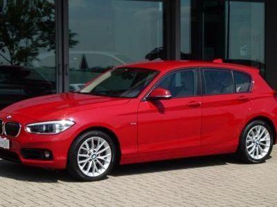 brugt BMW 120 120d xDrive 5p. Sport d xDrive 5p. Sport
