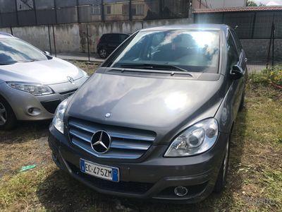 gebraucht Mercedes B180 executive automatica+pelle