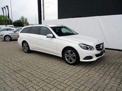 usado Mercedes E250 BlueTEC S.W. 4Matic Automatic Premium