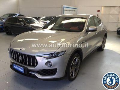 używany Maserati Levante LEVANTE3.0 V6 awd 250cv auto