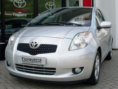 usata Toyota Yaris 1.3 3 porte M-MT luxury