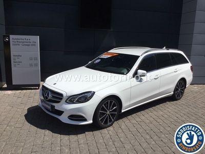 gebraucht Mercedes 200 CLASSE E SW E SWBT Sport E6