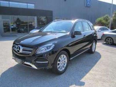 usata Mercedes GLE250 ClasseExecutive 4matic auto