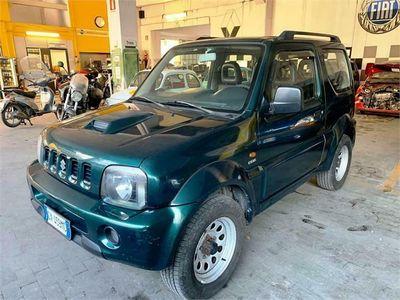 usata Suzuki Jimny Jimny1.5 DDiS 4WD