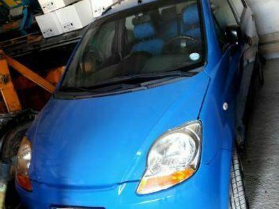 usata Chevrolet Matiz 0.8 Planet Ecologic GPL - Euro 4 - 03/2008