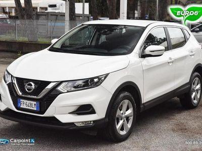 usata Nissan Qashqai 1.5 dci Acenta 110cv