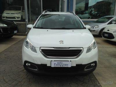 second-hand Peugeot 2008 e-HDi 92 CV Stop&Start Active 10/2014