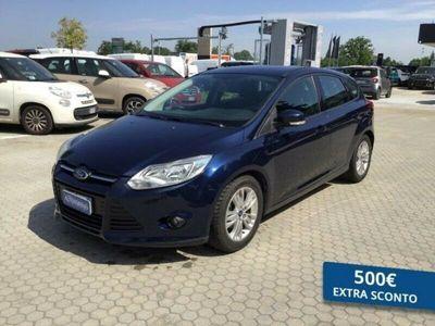 usata Ford Focus 1.6 tdci Titanium 115cv 5p