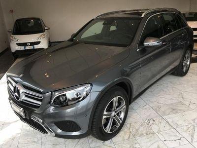 usata Mercedes GLC220 d 4Matic Exclusive 9G-Tronic 170cv