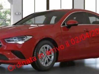 usata Mercedes CLA220 D AUTOMATIC BUSINESS DEL 2020