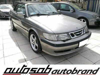 used Saab 9-3 Cabriolet 2.0 i SE lpt 16V