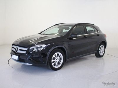 brugt Mercedes GLA180 d Automatic Business