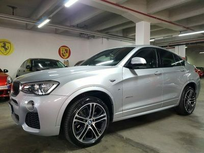 usata BMW 2000 x4d xdrive msport km.22.000 camera+navi+20 unip