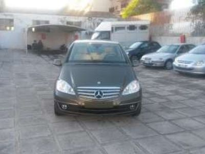 usata Mercedes A160 automatic executive benzina