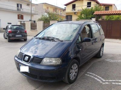 used Seat Alhambra 1.9 tdi/115cv signo diesel
