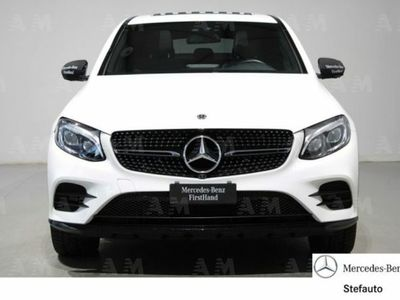 used Mercedes 350 GLC Coupéd 4Matic Coupé Premium del 2018 usata a Bologna