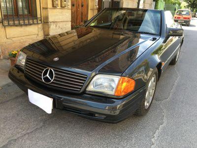 gebraucht Mercedes 500 SL-32 cat