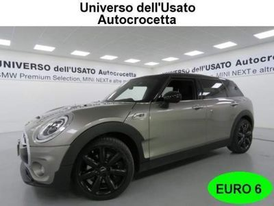 brugt Mini Cooper Clubman Clubman 2.0 SD Hype usato