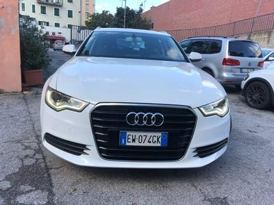 usata Audi A6 Avant 2.0 TDI 190 CV ultra S tronic A