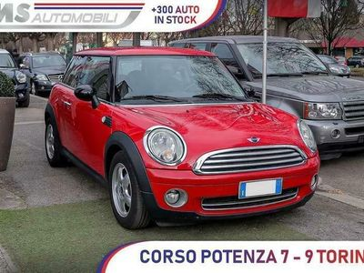 usata Mini Cooper 1.4 16V One Chili