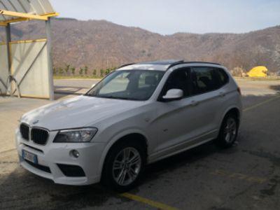second-hand BMW X3 X3 xDrive20d Msport