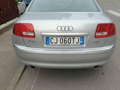 usata Audi A8 4.2 Fsi v8 unico proprietario 116000km