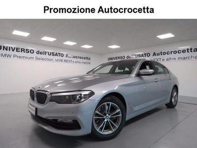 usata BMW 520 d 190hp Auto rif. 9842518