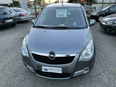 usata Opel Agila Agila1.2 86 CV GPL-TECH Enjoy