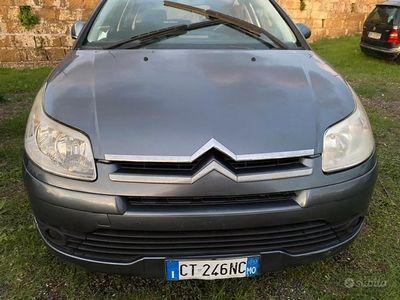 usata Citroën C4 1.4 benzina anno 2007