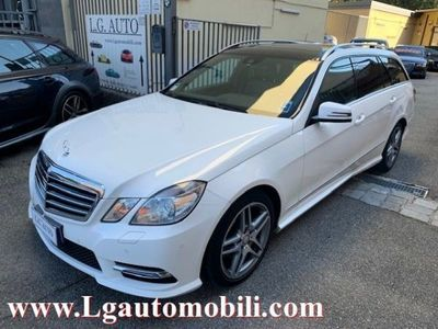 usata Mercedes E350 E 350 S.W. BlueTEC 4Matic PremiumS.W. BlueTEC 4Matic Premium
