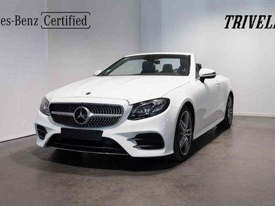 usata Mercedes 220 Classe E Cabrio E cabriod Premium auto