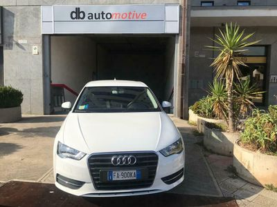 usata Audi A3 1.6 TDI clean diesel Business