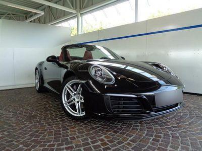 usata Porsche 911 Carrera Cabriolet Pdk Lenkradheizung Bluetooth Pdc