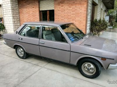 second-hand Fiat 131 - 1981