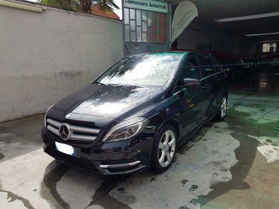 usata Mercedes B180 cdi sport-premium full optional c.manuale