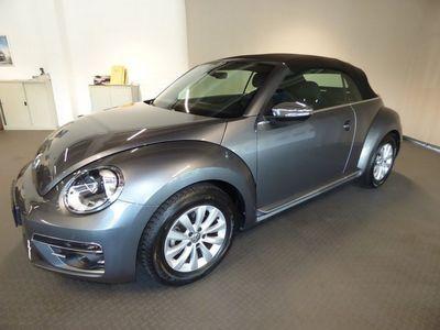 brugt VW Beetle New BeetleCabriolet 2.0 Tdi (bluemotion Tech) Design