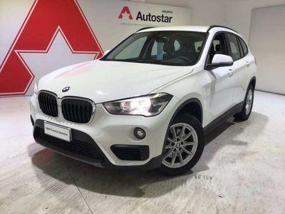 usata BMW X1 X1sdrive18d Advantage auto my18