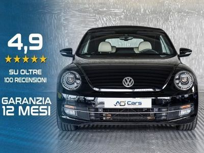 usata VW Maggiolino Cabrio 1.2 TSI DSG Design BlueMotion Technology rif. 12360016